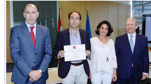 Ficosterra recoge el premio start up castellano-leonesa
